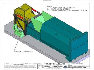 SC4260 Self-contained compactor