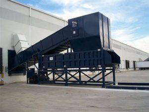 Transfer station compactor Model 12084T