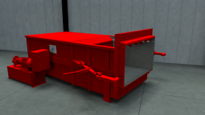 Industrial Stationary Compactor 4660