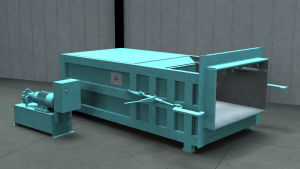 Stationary compactor 6060
