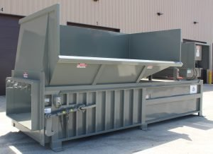 9860-2-6 Stationary Compactor