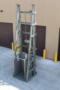 HL Series Hydraulic Dumper