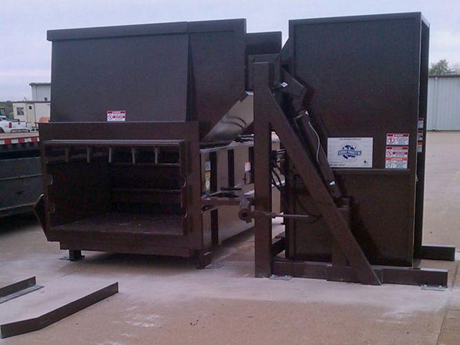 Hydraulic Cart Dumpers