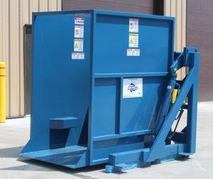 Hydraulic Cart Dump