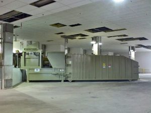 Low profile series Hydraulic Cart Dumper