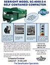 Self contained compactor SC4060