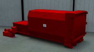 Self contained 4260 compactor
