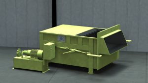 Stationary Self Contained Compactor 4260