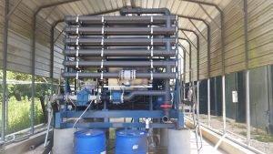 1.7 Meter Belt Filter Press