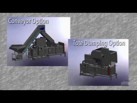 X3Cycler - Aluminum-Plastics Recycling