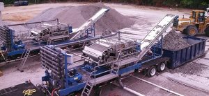 Belt Filter Press rental Systems