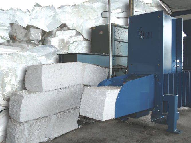 EPS Foam Densifictation