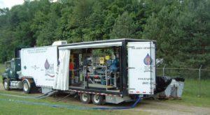 trailer mounted belt filter press