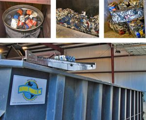 Used Oil Filter Recycling