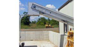 Sealed U-Trough Conveyor with Counterweight Discharge Doors