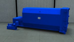 SC4060 Compactor by Sebright Products