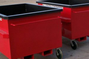 material handling carts