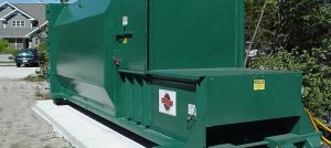 Sebright Self Contained Compactor
