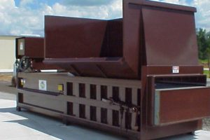Sebright Products Stationary compactor