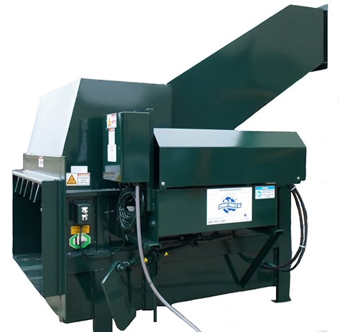 stationary compactor with tight space requirements model 3860