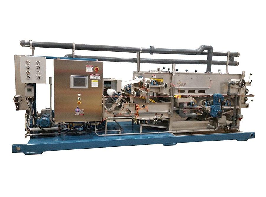 0.6 meter belt filter press