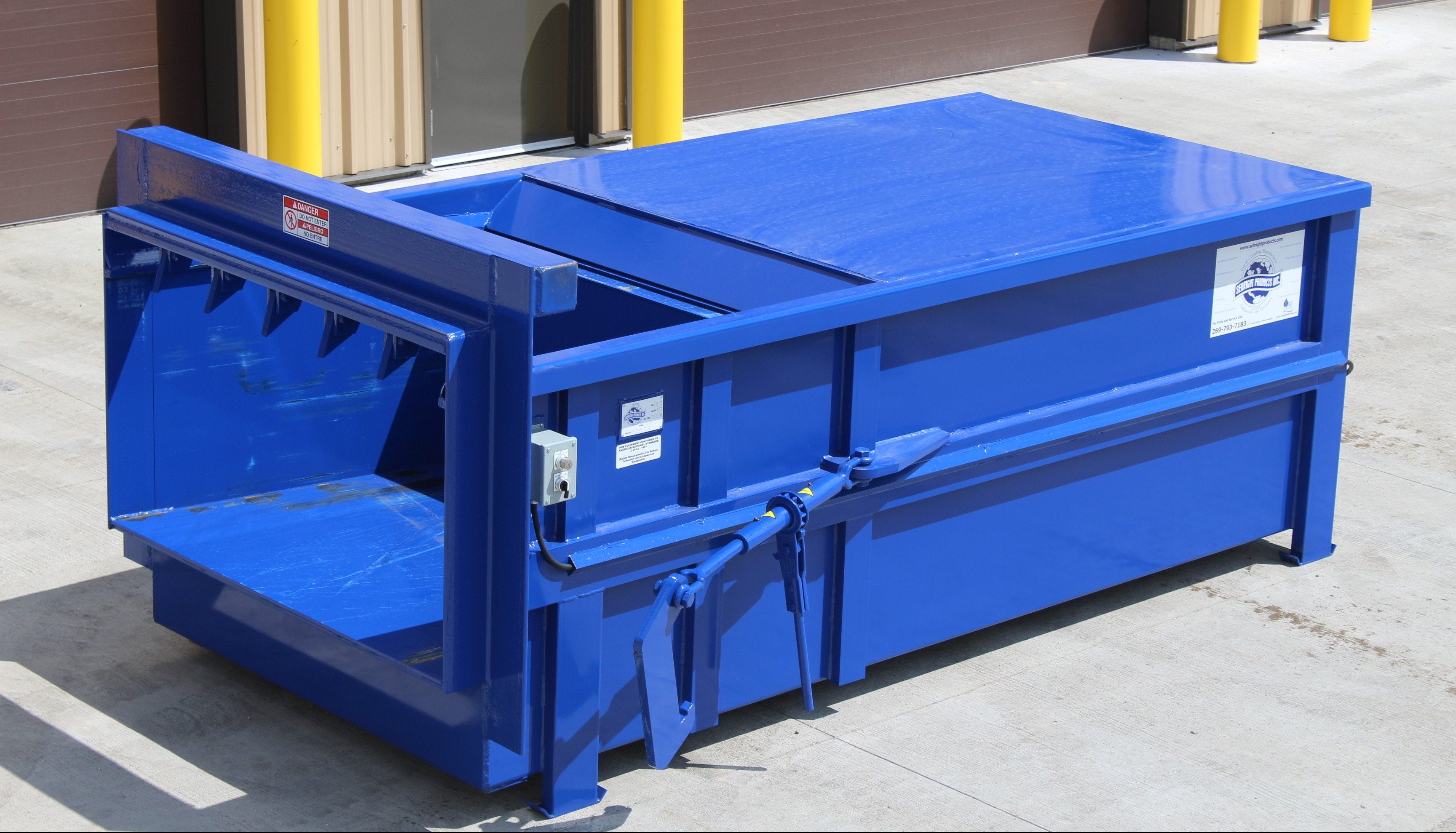 4660 Stationary Compactor