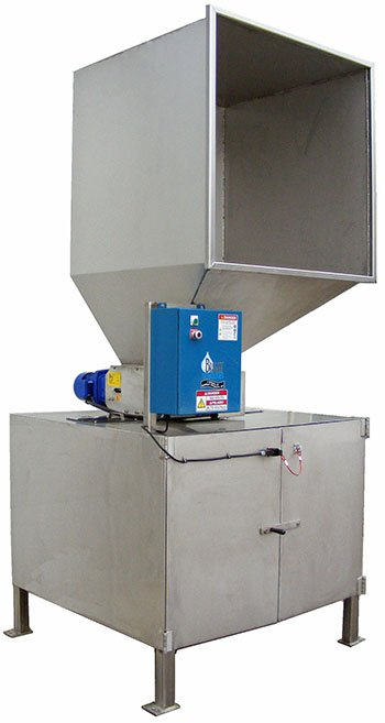 X-Sizer Glass crusher